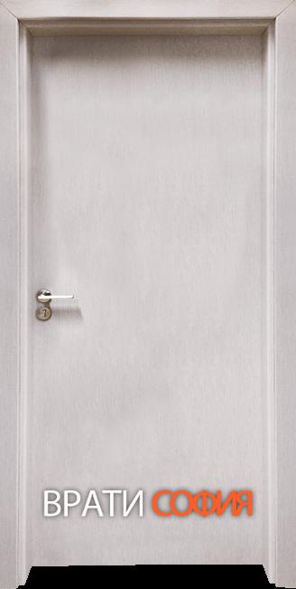 Интериорна врата Гама 210, цвят Перла
