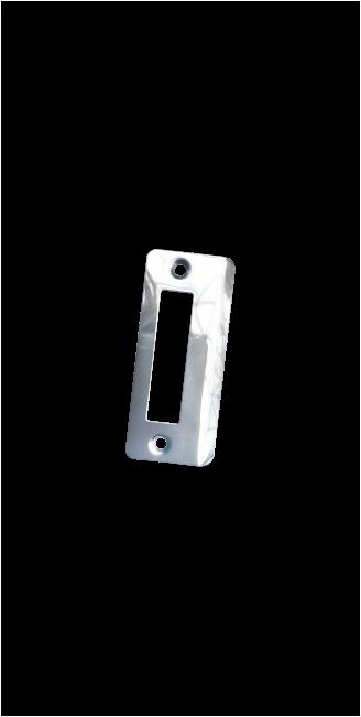 Насрещник за стъклена интериорна врата